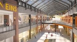 Modernisierung: Sachsen-Allee in Chemnitz bekommt einen neuen Food Court