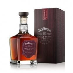 Brown-Forman: Roggenwhiskey Jack Daniel's Single Barrel Rye kommt in den Handel
