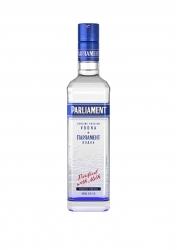 Redesign: Parliament Vodka präsentiert sich im neuen Gewand