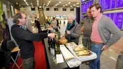 Genuss am Flughafen Frankfurt: Destination Wine lädt ein