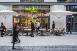 Bielefeld: Marché Mövenpick öffnet Filiale im neuen Shoppingcenter Loom