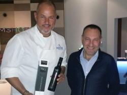 By Rosin: Star-Koch Frank Rosin bringt eigenes Olivenöl heraus