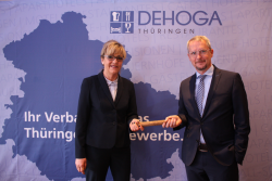 DEHOGA Thüringen: Mark A. Kühnelt ist neuer Präsident