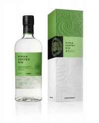 Japanische Destillierkunst: Borco erweitert Gin-Portfolio mit NIKKA Coffey Gin