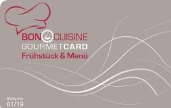 Gutscheine: Bon Cuisine bringt neue Gourmet Card für alles heraus