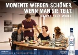 Spirituosen: Yeni Rakı präsentiert sich mit neuer Werbekampagne