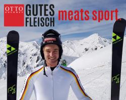 Sport & Ernährung : Otto Gourmet sponsert Skifahrer Frederik Norys