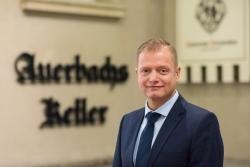 Auerbachs Keller: René Stoffregen ist neuer Geschäftsführer