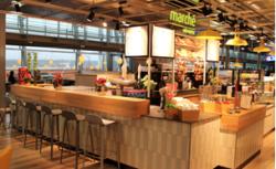 Flughafen Nürnberg: Marché Mövenpick Sandwich Manufaktur löst Marché Bistro ab