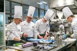VKD: Nationalmannschaft trainiert für Culinary World Cup