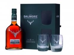 Präsentabel: The Dalmore 15 Years Old in der Geschenkverpackung
