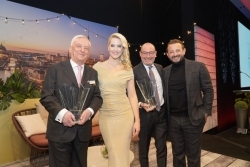 Branchen-Preis: Micky Rosen und Alex Urseanu sind Hoteliers des Jahres