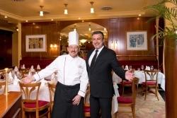 Chez Victor's : Gérard Stenger ist neuer Küchenchef