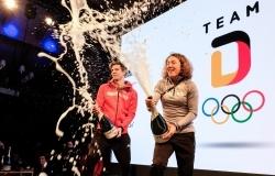 Winterspiele 2018: Das Deutsche Haus in Pyeongchang feiert mit Henkell
