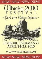 Whisky Fair: Whisky Festival in Hessen