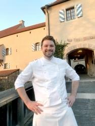 Burg Wernberg: Robert Morgan wird neuer Chef de Cuisine
