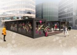 Pop-Up-Konzept: Aldi Süd eröffnet wieder Wein-Store in Düsseldorf
