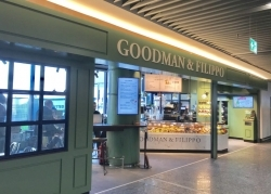 Goodman & Filippo: Viertes Deli eröffnet am Frankfurter Flughafen