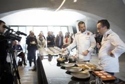 Profi-Wettbewerb: Koch des Jahres startet in die fünfte Runde