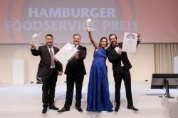 Foodservice Preis: casualfood ist nationaler Gewinner