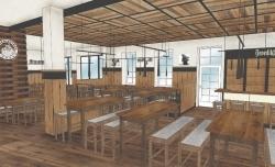 Bitburger Braugruppe: Im Herbst eröffnet das erste Benediktiner Wirtshaus