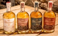 Stonewood-Whisky: Neuer Markenauftritt für die 4 Bayern