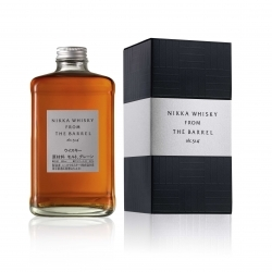 Whisky: Nikka from the Barrel ab Mai in neuer Geschenkbox