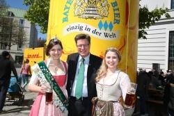 Festtag: Am 23. April ist Tag des Bayerischen Bieres