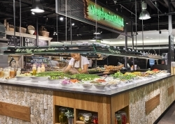 Marché Mövenpick: Aktion mit vegetarischer und veganer Küche