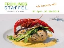 Rheinland: Zum 11. Mal startet die Kulinarische Frühlingsstaffel