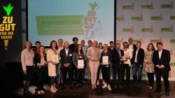 Nachhaltig: Zu gut für die Tonne! – Preis 2018 wurde verliehen