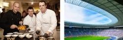 Aramark: Zum 19. Mal Caterer des DFB-Pokalfinales