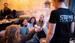 Stone Brewing: Neuer Tap Room im Prenzlauer Berg wurde eröffnet