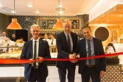 Compass Group: Viertes Kanne Café wurde eröffnet