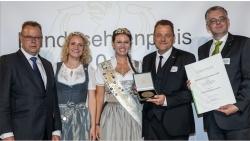 Zum 11. Mal: Störtebeker Braumanufaktur erhält Bundesehrenpreis