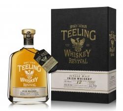 Single Malt: Teeling Whiskey komplettiert Revival-Reihe