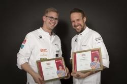 Koch des Jahres: Marvin Böhm und Sören Herzig stehen im Finale