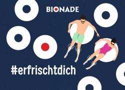 Gewinnspiele und mehr: Bionade startet erfrischende Sommeraktion