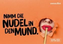 Goodbye Plastik: Sausalitos setzt auf Nudel-Trinkhalme