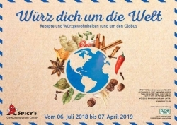 Reise um den Globus: Spicy's Gewürzmuseum präsentiert neue Ausstellung