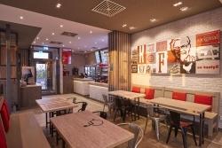 KFC: Erste Filiale des Hähnchenspezialisten in Alsfeld