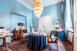 Anfassen erwünscht: Privates Esszimmer Salon Meissen öffnet im Hotel Burg Schlitz