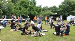 Grillevent der kuriosen Art: Europameisterschaft im Speedgrillen in Bigge-Olsberg
