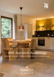 WMF GastroProfi: Neue Broschüre zu Apartments und Ferienwohnungen