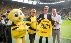 Sponsoring: Borussia Dortmund setzt auf Rosbacher Mineralwasser