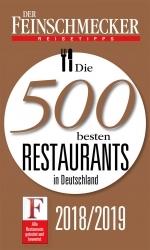 Top-Restaurants: Der Feinschmecker präsentiert die 500 Besten Deutschlands