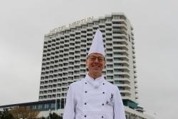Hotel Neptun: Steffen Glatzel ist neuer Küchenchef