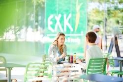 Healthy Fast Food: Belgisches Unternehmen Exki eröffnet erstes Restaurant in Köln