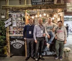 Charity: Jack Daniel's und Foodboom spenden an Gastronomie gegen Rassismus