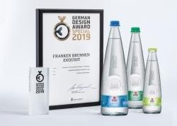 Franken Brunnen: Wasserflasche erhält German Design Award